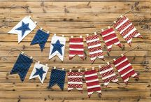 perfect parties: fourth of july.