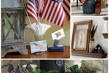 Patriotic Holidays / Labor Day, Memorial Day, Independence Day (4th of July), Veterans Day