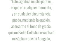 LDS Quotes & Handouts in Spanish / by Eliza Batalla