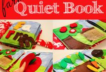 Quiet Book Ideas / by Amy Robinson Martin