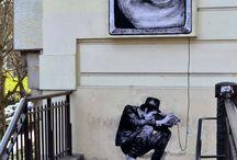 arte di strada / murales e companj