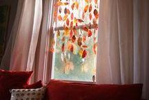 20 Fall Window Treatments / 20 Fall Window Treatments