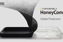 HoneyComb Clear Case / Special Edition: HoneyComb Clear Case  Currently a pledge reward on KickStarter.