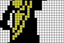 Homestuck pixel art