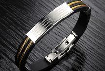 Absolut Trendy Edelstahl Armband Armreif  Unisex  14,90 Euro