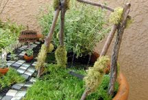 MIniature garden ideas