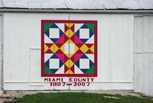 Barn Quilts / by Karen Dismore Sprunger