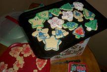 Christmas Cookies / by Anastasia Zafiris