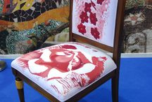 Printed Furniture / Fabulous applications of print process onto furniture
