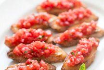 Appetizers / Bruschetta