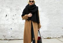 How to wear it: camel coat