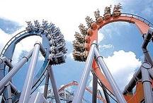 parques de diversões / Parques de diversões