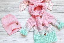 abrigos lana niña