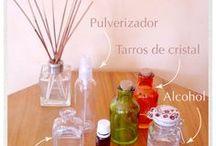 perfumina casera