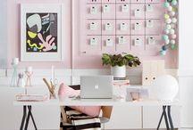 | Office Spaces | / Office Decor | Office Spaces | Office Ideas | Office Organization | Office Art | Small Office Spaces | Office Spaces | Creative Office Spaces |