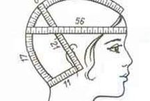 Head Measurement - for crocheted Hats