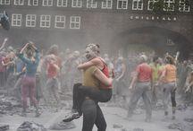 Flash Mobs / Eventos espectaculares generalmente en contra de lo establecido...