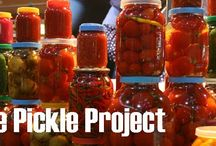 The Pickle Project / by Linda Norris