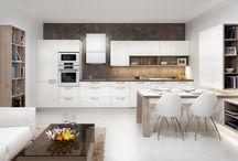 HANAK kitchen modern, HANÁK moderní kuchyně / Moderní kuchyně HANÁK představují aktuální trendy v moderním bydlení. Zákazníci zde najdou jednoduché, elegantní a často nadčasové kuchyňské sestavy.