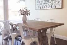 Kitchen table idea for makeover