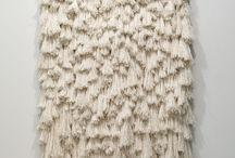 • Weaving •