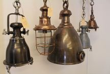 Industrial Lamps / Enlighten your life!