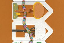 Artist book / Артбуки, примеры, мастер-классы, схемы, иллюстрации.