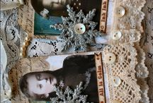 Crafts - Tags,Journals,Hangers #4 / by Claudia Tyler