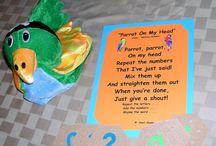 Preschool Pirate Theme / by Jennifer Forness