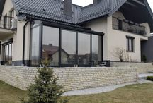 Ogród zimowy - Kraków 6 / Ogrody zimowe, oranżerie , werandy przeszklenia, wintergarden, conservatory    www.alpinadesign.pl