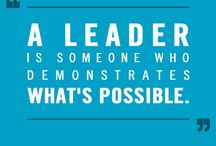 Lead2Feed: Leadership Quotes / Inspirational leadership quotes for teachers and students.