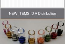 New items! d a distribution