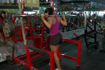 Barbell workout - Upper Body / Want an efficient workout in the gym? - pick one piece of equipment & get to work then!