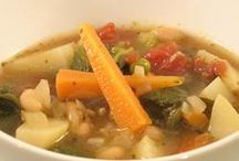 soups / by pat quinsey