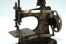 Antique Sewing Machines