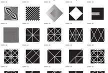 patterns shapes designe
