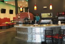 Oven Commercial Installations / Commercial installations of Forno Bravo wood fire ovens  / by Forno Bravo