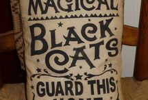 Writing Prompt Board: Black Cat