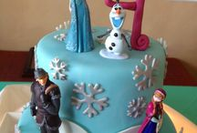 Parties {Frozen Birthday Party} / Allie's Frozen 4th Birthday Inspiration Board / by Catherine Highley
