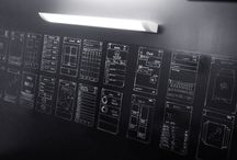Design // Wireframes & Sketches / Behind The Design