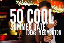 What makes Edmonton not so boring!