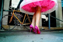 Pink Hot Pink!  / by Mrs. Mama Pants