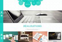 Site web / Mon portfolio