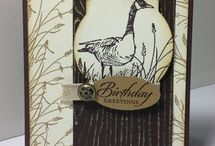 Stampin' Up! - Wetlands / Jaarcatalogus /Annual catalogue 2014-2015