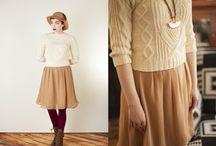 Fall :: Winter Sewing