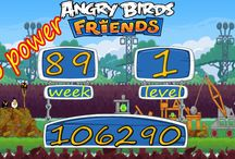 Angry Birds Friends Week 89 all Levels no power up / Angry Birds Friends Tournament  Week 89 - Week 90 - 27 January - 2 February All Levels 3 star strategy High Scores This is our no power and power up  More to come! Please subscribe!