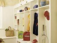 Mud Rooms / Great ideas for you entranceway - if you have the room.