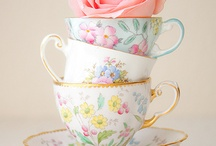 Tea set Photography