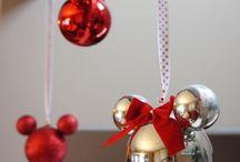 navidad decoracion casa disney m Bvfxvf b