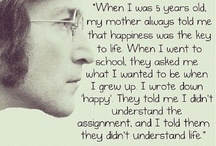 My Attitude to Life ... / I am what I am ...